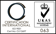 ISO-9001 Certified Manufacturing Company